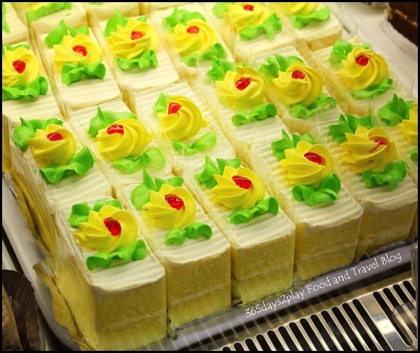 Pine Garden Cake Shop - Nostalgic Vanilla Cake $1.30