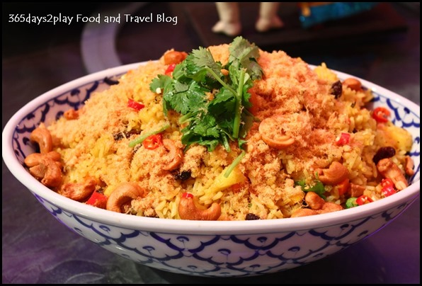 Pineapple Fried Rice (2)