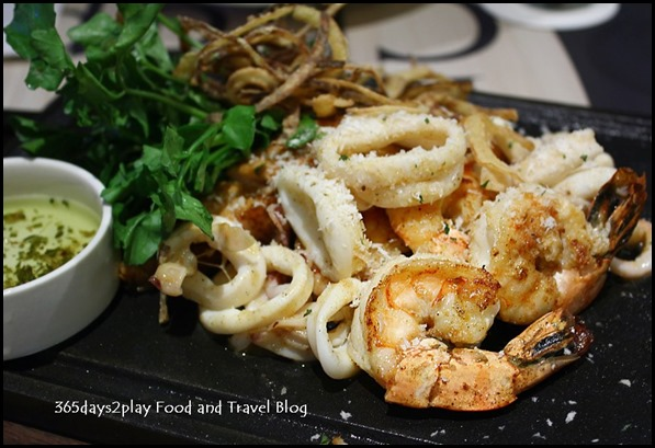 The Chop House - Mixed Seafood Platter for two $42 (1)