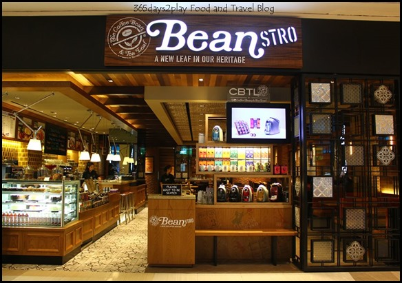 The CoffeeBean Beanstro