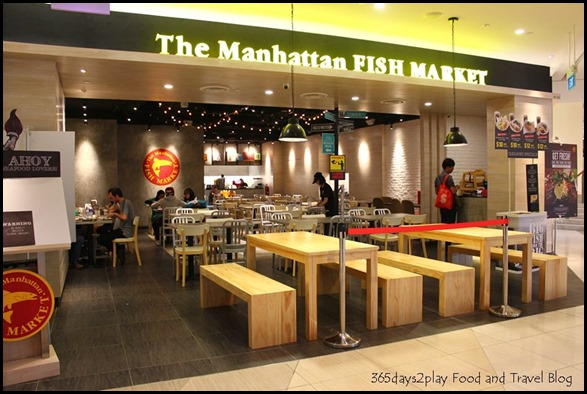 The Manhattan Fishmarket