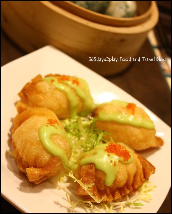 Tim Ho Wan - Wasabi salad prawn dumpling $5 (2)