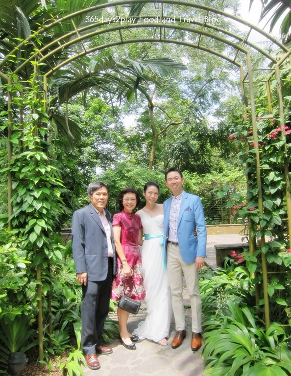 Au jardin romantic wedding lunch 365days2play lifestyle for Au jardin wedding