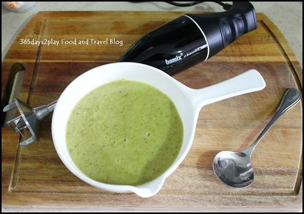 Broccoli and Potato Soup (2)