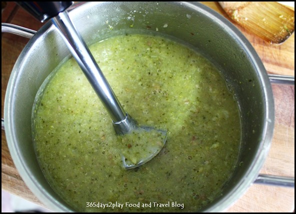 Broccoli and Potato Soup (4)