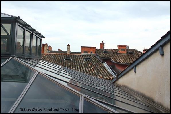 Cour des Loges Roof Garden