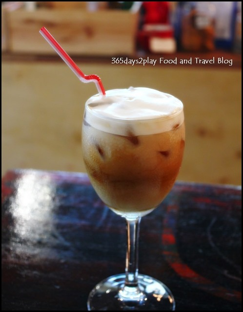 Intrepid Gastro Bar - The Melbournites – Organic espresso, coffee absinthe with milk $18