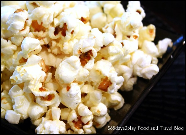 Intrepid Gastro Bar - Truffle Popcorn $6