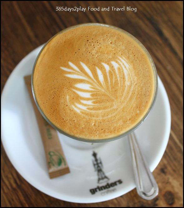 Rider's Cafe - Cafe Latte