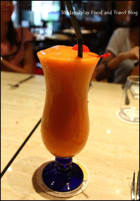 District 10 - Antioxidant – Peach, Green apple, Mango & Strawberry $13   (1)