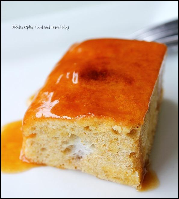 The Garden Slug - Warm Sticky Toffee Spiced Cake $3 (1)