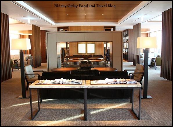 The Shilla Executive Lounge