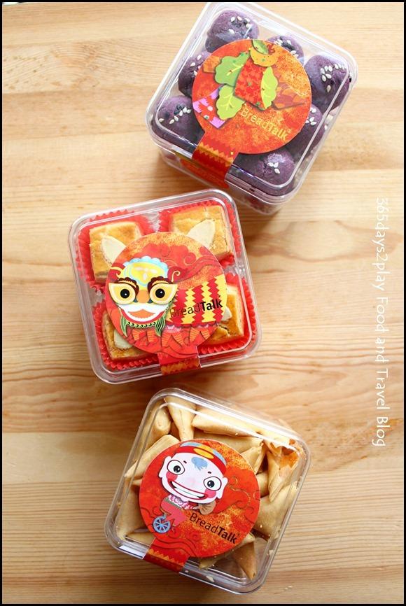 BreadTalk Horseperity Cookies Set ($33) (2)