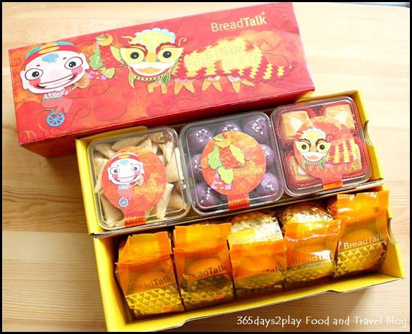 BreadTalk Horseperity Cookies Set ($33) (5)