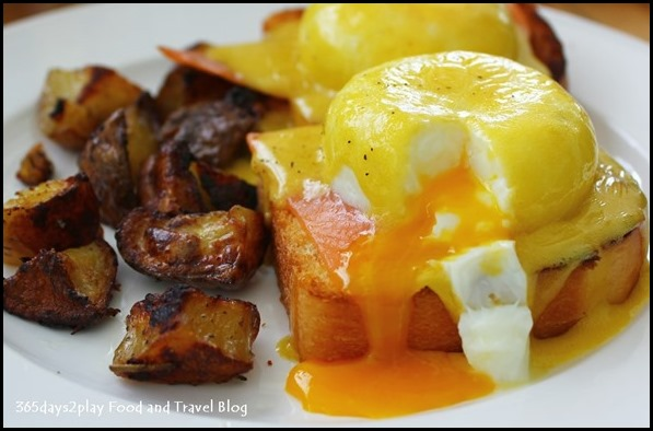 Fabulous Baker Boy - Eggs Benedict (1)