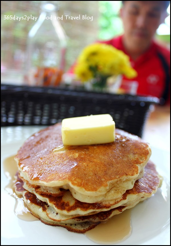 Fabulous Baker Boy - Spiced Apple Cider Pancakes