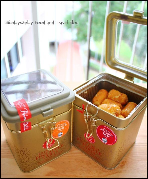 Prima Deli Cheese Pineapple Tarts and Pillow Pineapple Tarts (2)