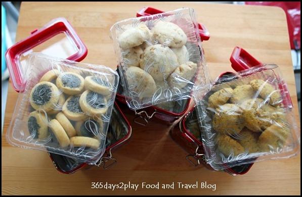 Prima Deli Prosperity Cookies ($16.80 - $17.80 tin) (4)