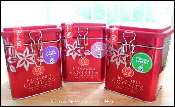 Prima Deli Prosperity Cookies ($16.80 - $17.80 tin) (6)
