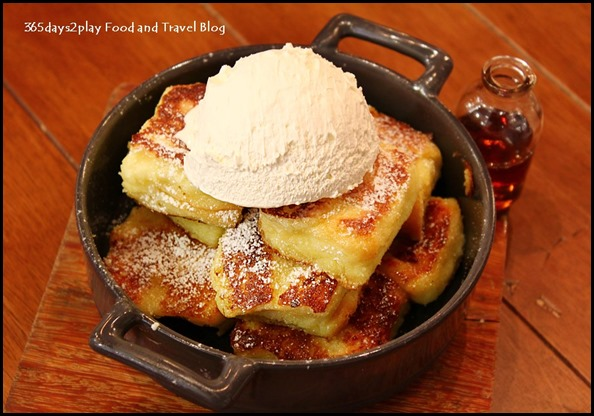 Miam Miam - Famous French Toast - $9 (1)