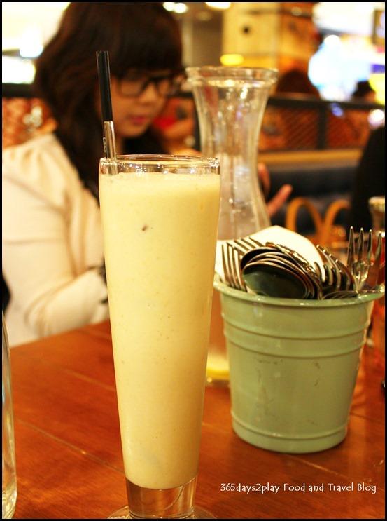 Miam Miam - Peanut Butter and Banana Milkshake $8.20