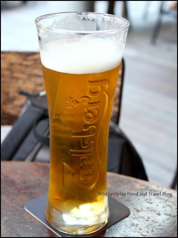 Oriole Cafe Bar - Carlsberg half pint $10