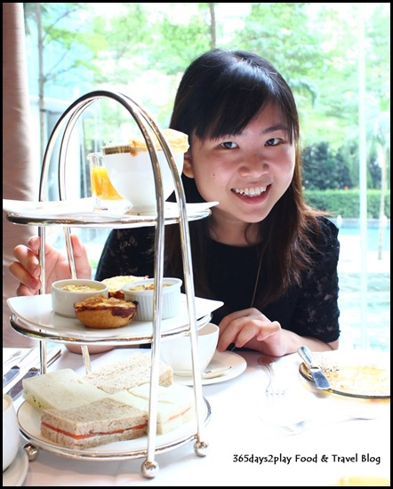 St Regis Afternoon Tea
