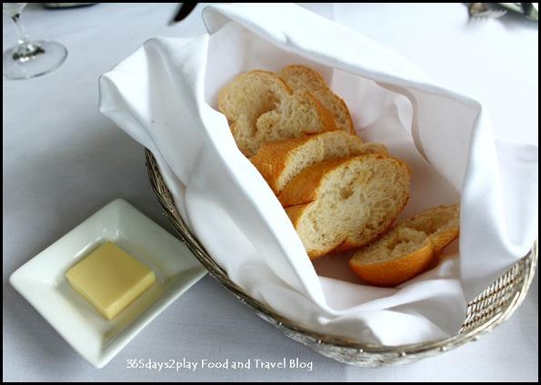 Au Jardin - Bread Basket