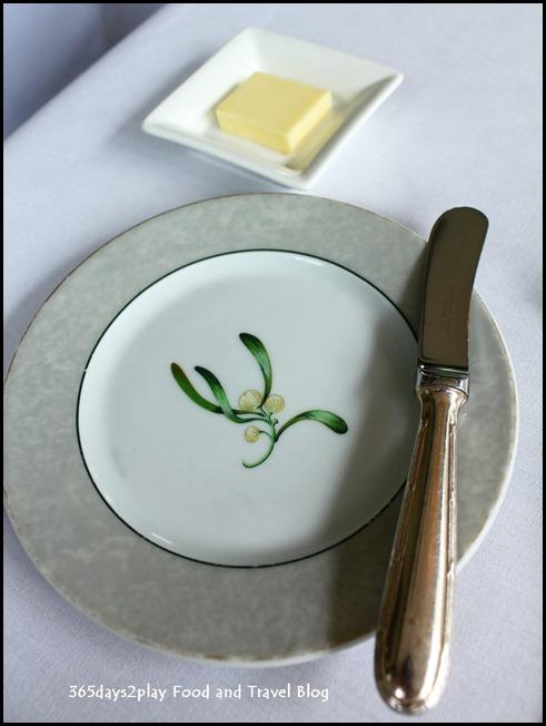 Au Jardin - Bread Plate