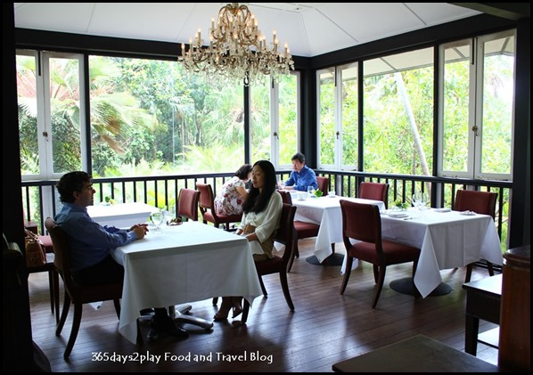 Goodbye au jardin restaurant 365days2play lifestyle for Au jardin restaurant singapore botanic gardens