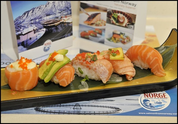 Aurora salmon from norway available in singapore for Where to buy sushi grade fish near me