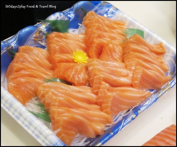 Aurora Salmon Sashimi Slices (1)