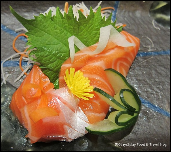 Aurora Salmon Sashimi Slices (2)