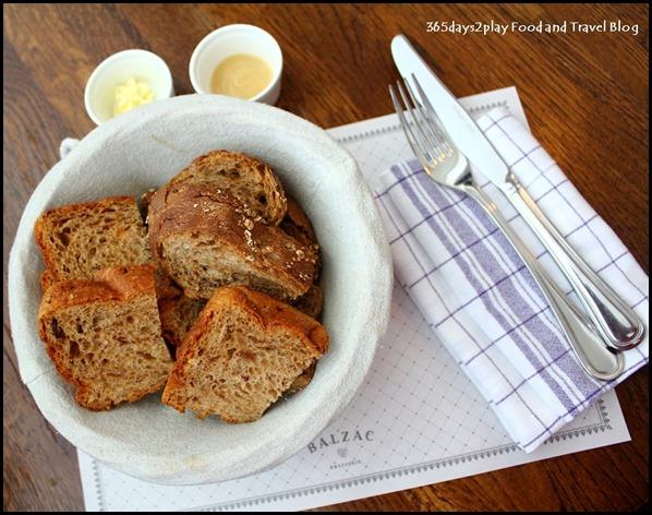 Balzac Brasserie - Complimentary Bread Basket (2)