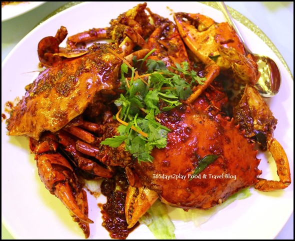 Diamond Kitchen - Gan Xiang Crab (2)
