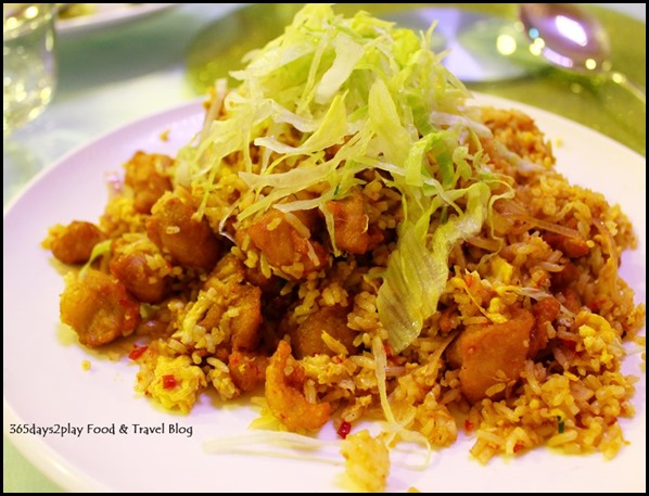Diamond Kitchen - Gan Xiang Fried Rice