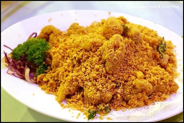 Diamond Kitchen - Golden Cereal Chicken