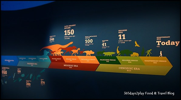 Earth's Timeline