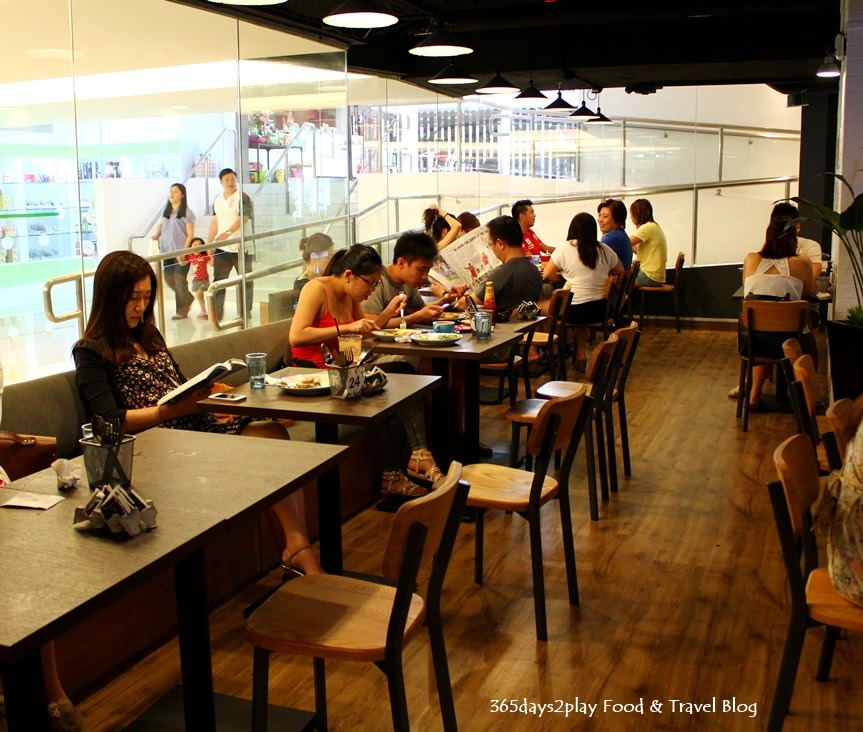 Group Therapy Cafe At Katong V 365days2play Fun Food
