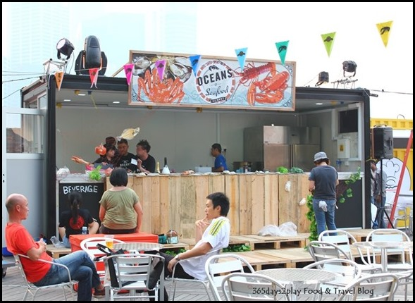 Pasar Bella at MBS -Oceans of Seafood