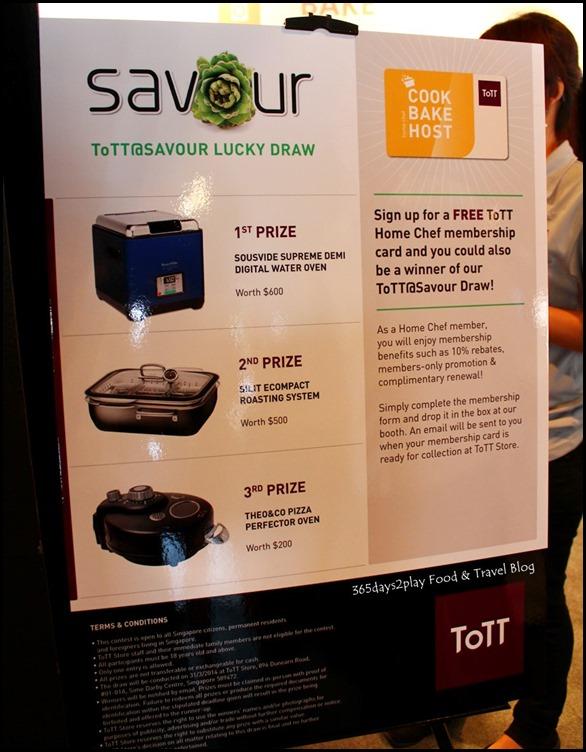 ToTT at Savour (1)