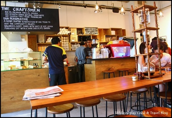 Craftsmen Speciality Coffee Cafe Interior (1)