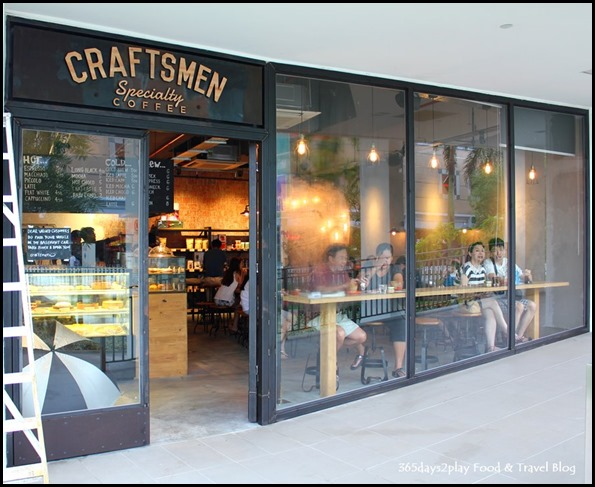 Craftsmen Speciality Coffee Cafe Shop Front (2)