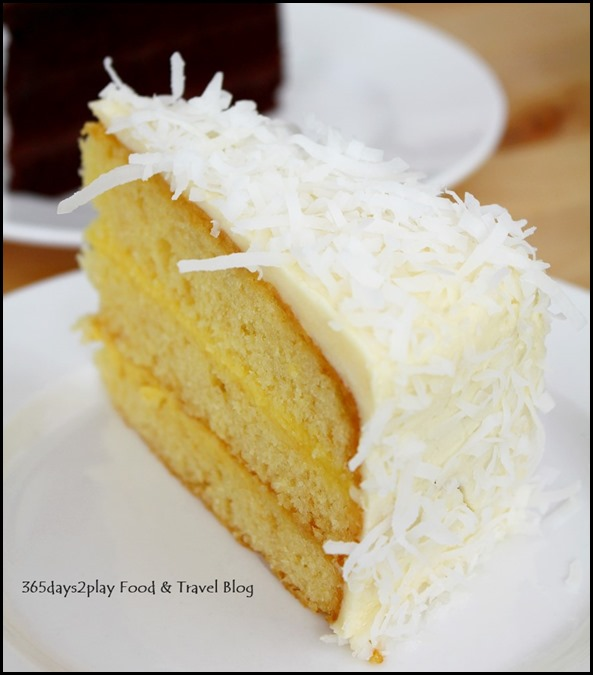 Fabulous Baker Boy - Caribbean Lemon Slice $7.50