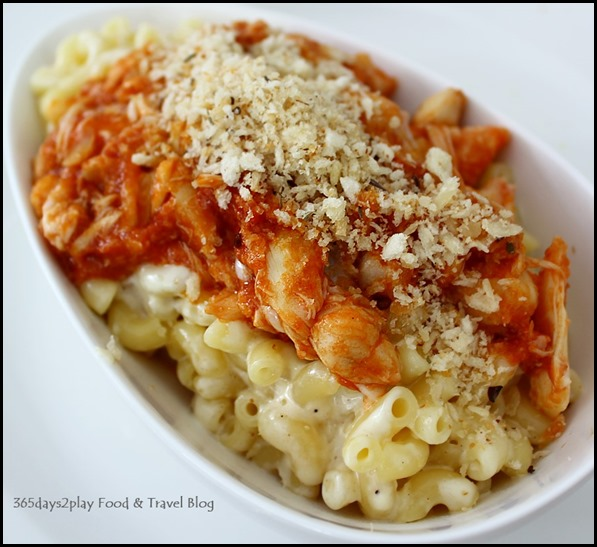 Fabulous Baker Boy -  Chilli Crab Mac & Cheese $18 (2)