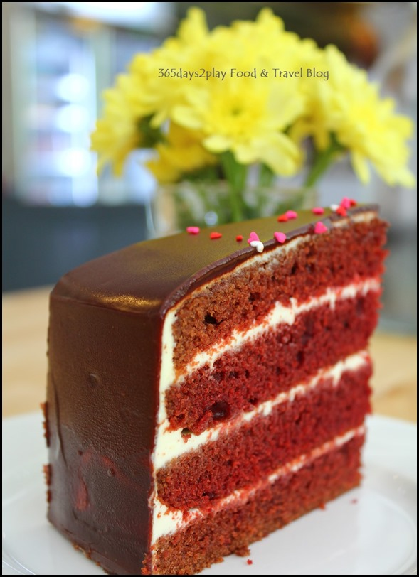 Fabulous Baker Boy - Red Velvet Cake $9 (2)