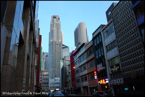 Hotel Clover on Hong Kong Street (3)