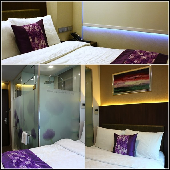 Hotel Clover on Hong Kong Street Executive Room (1)