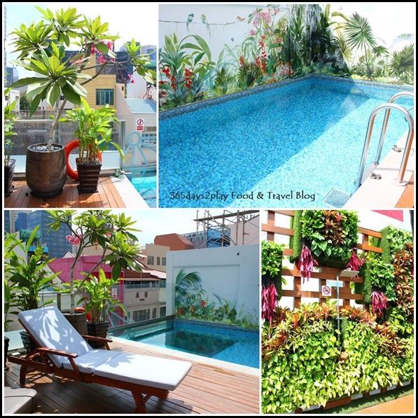 Hotel Clover on Hong Kong Street Swimming Pool