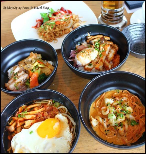Ku De Ta - Char Siew Noodles, Omelette, Laksa, Ramen, Donburi, Chicken Katsudon